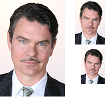 Mark Vickery headshot
